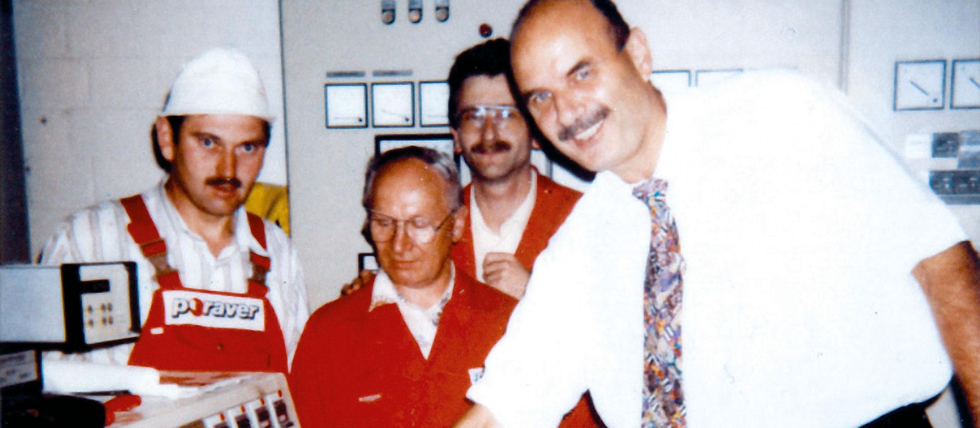 Poraver - 198 Start Produktion Blähglas